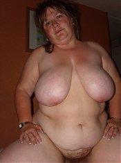 Mature BBW Housewife